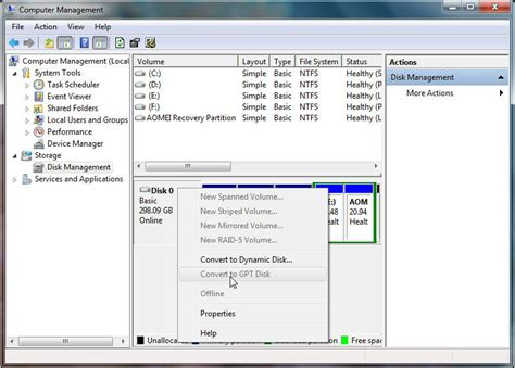 convert gpt to mbr without format how to convert mbr to gpt without data loss x byte lab