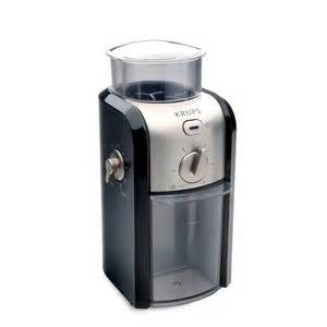 Krups Coffee Grinder Review Krups Coffee Grinder