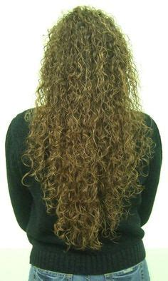 tight perms for long hair before and after beach wave perm i really wanna do this