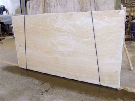 Onyx Countertop by Quartzite Slabs White Onyx