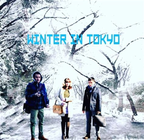 Novel Ilana Winter In Tokyo sinopsis winter in tokyo books and zone