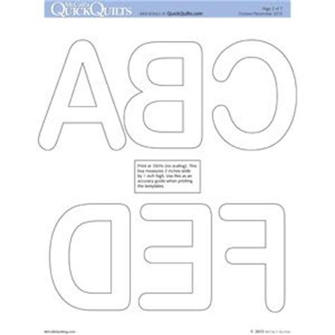 free printable alphabet templates for applique forever friends free alphabet templates personalize any