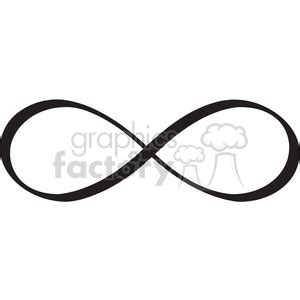 infinity tattoo vector royalty free infinity symbol vector design 392483 vector