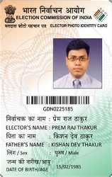 how to make a voter id card say hello to pvc voter id cards the future of indian voting