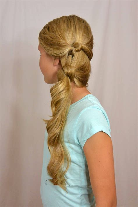 easy triple braided hairstyle babes in hairland extremely easy hairstyles for lazy girls 4 hairzstyle