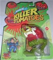 killer tomato toys mattel s attack of the killer tomatoes