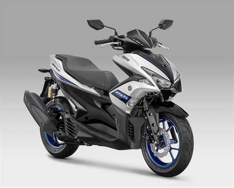 Yamaha Aerox Type S Version Blue Mate Color Jakarta yamaha aerox 155 vva r version kini hadir dengan warna baru roda 2 makassarroda 2 makassar