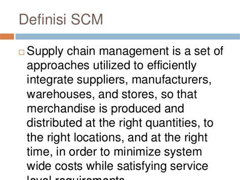 definisi layout gudang scm 02 memahami scm