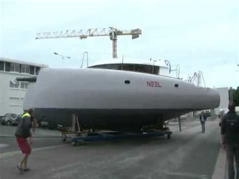 trimaran english neel trimarans english version youtube