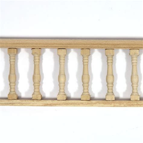 dolls house railings balustrade railing for 1 12 scale dolls house components bc50 from bromley craft