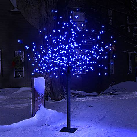 7ft tree with lights led lights for outdoor trees triyae led lights for
