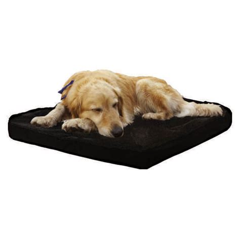 bedside dog bed draper canine therapy dog bed