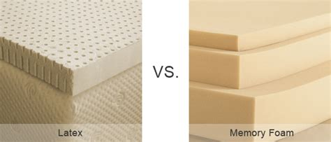 Foam Vs Vs Mattress by Vs Memory Foam Mattresses Memory Foam Doctor