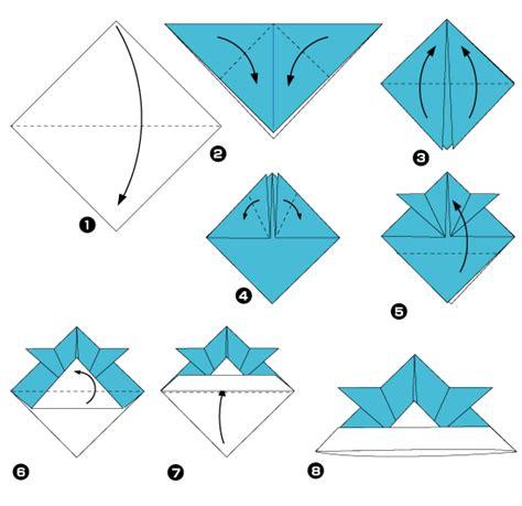 How To Make An Origami Samurai Helmet - samurai hat origami of samurai helmet ideas alfaomega info
