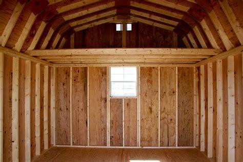 high barn harmony sheds