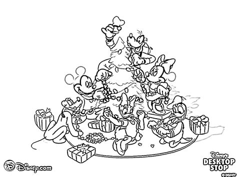 disney christmas coloring pages christmas coloring pages