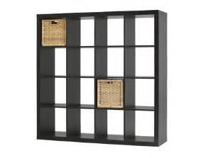 meuble expedit ikea 16 cases table de lit