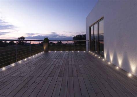 led terrasse eclairage led terrasse arkko