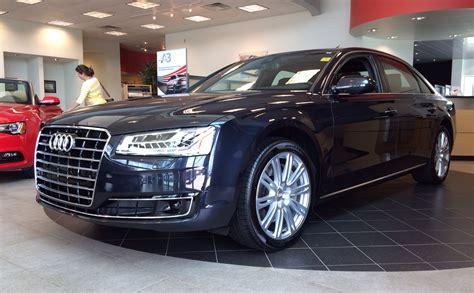 L For Sale by 2015 Audi A8 L 4 0t Quattro Tiptronic Exterior Interior