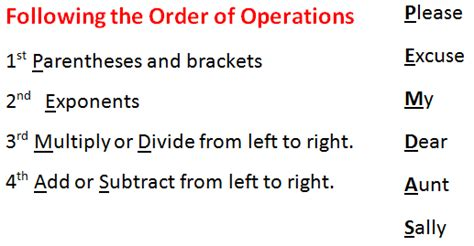 order of operations with exponents and parentheses worksheets comprehension order of operations
