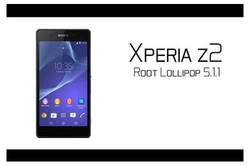 herunterladen sony z2 lollipop root