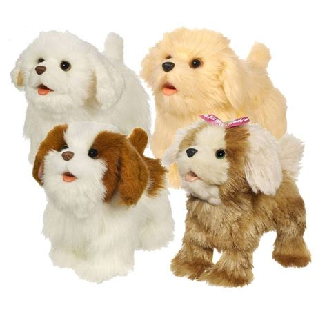 puppy dogs r us fur real walking puppies assorted toys r us australia let s be friends