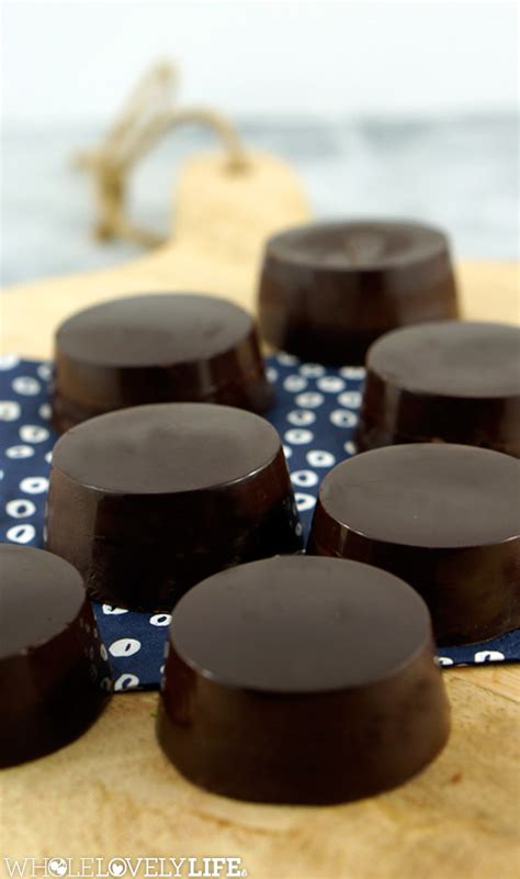 Almond Butter Cups 21 Day Sugar Detox by Cacao Almond Butter Cups Whole Lovely