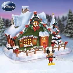 disney holiday village collection collectible christmas
