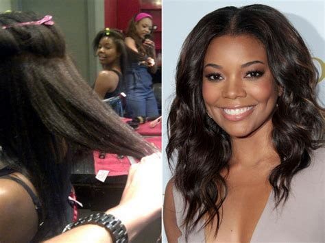 popular hair cuts for cuy stick out hair on the sides pictures celebrities without weaves gabrielle union