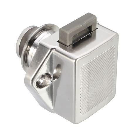 push button cabinet latch push button latch knob lock for drawer cupboard door
