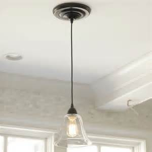 can light pendant glass pendant shade adapter recessed can light