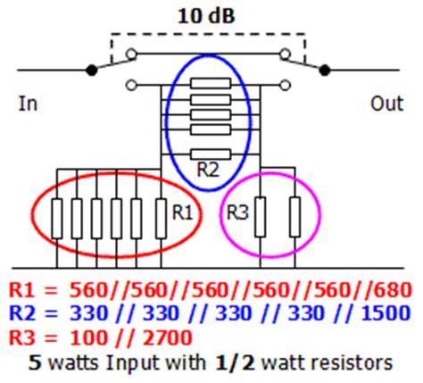 calculate resistor ladder resistor ladder attenuator calculator 28 images pi attenuator calculator pi attenuator
