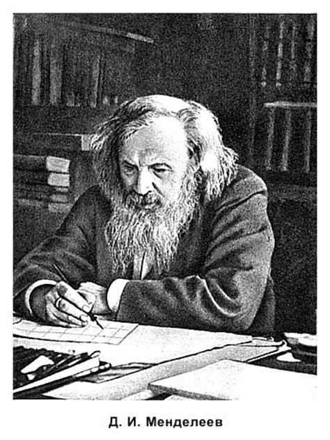 tavola di mendeleev mendeleev