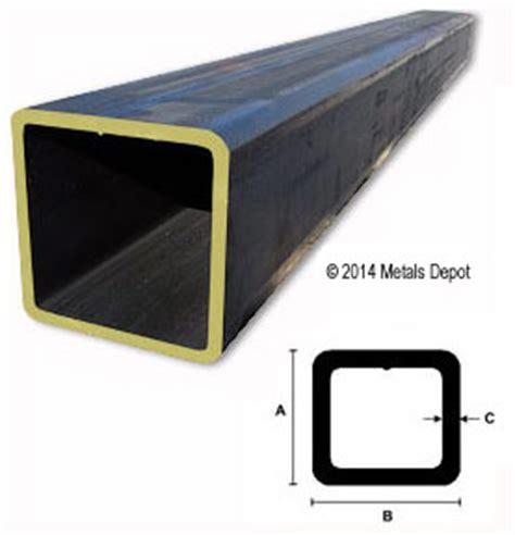 metalsdepot® buy steel square tube online!