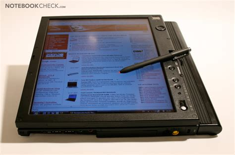 Lenovo Tablet Notebook lenovo thinkpad x61t notebookcheck net external reviews