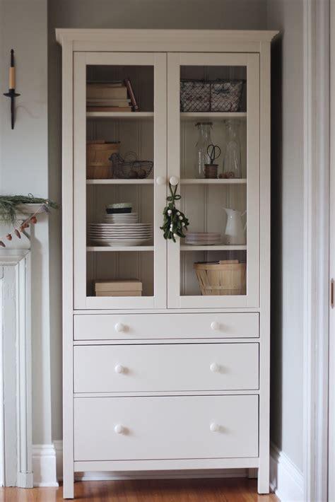 ikea hemnes cabinet hack          vitrinas salon muebles muebles de comedor