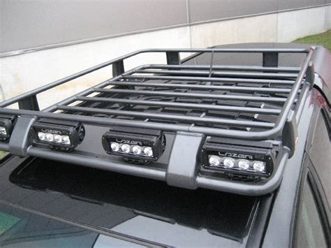 Hilux Arb Roof Rack by Hardman Tuning Arb Roof Rack Toyota Hilux 2011