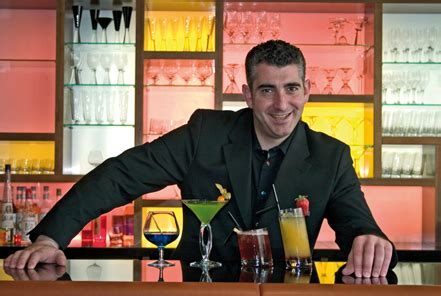 Cocktail Hour With Kenneth by Ken Leads The Way At County Cocktail Bar 9 April