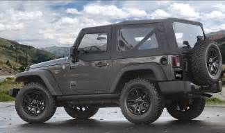 Wrangler Jeep 2014 Will Next Jeep Wrangler Keep Frame And Go Aluminum Rumor