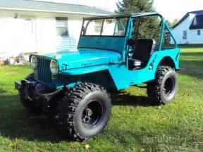 Jeep Cj2a For Sale Sold Or No Longer On The Market Prewarcar