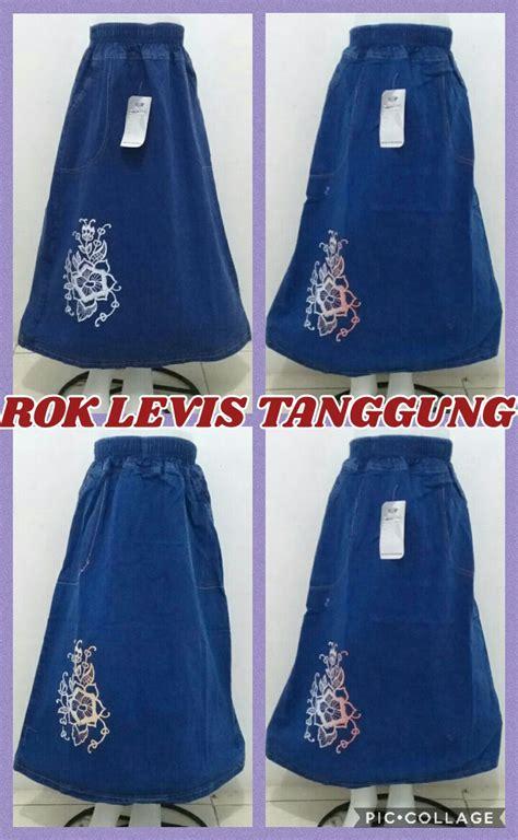 Celana Anak Konveksi konveksi rok levis panjang anak tanggung murah 26ribu