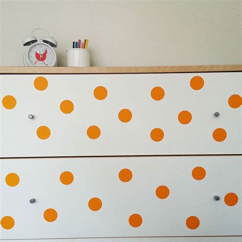 spotty wall stickers spotty furniture stickers by chip