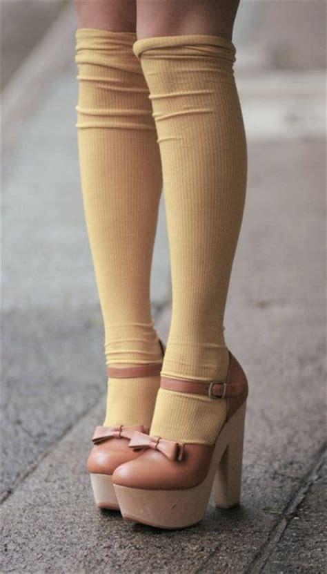high heels socks socks heels a splash of vanilla