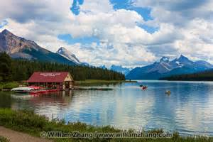 maligne lake jasper national park best lake 2017