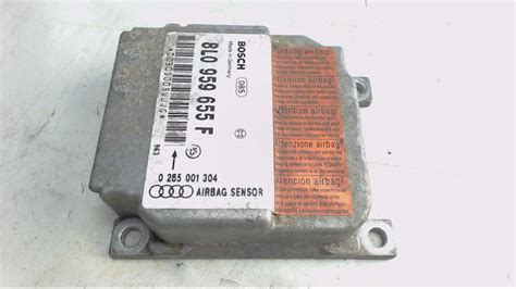 Audi A3 Bj 1999 by Airbag Steuerger 228 T Audi Audi A3 Bj 1999 8l0959655f 99a44f