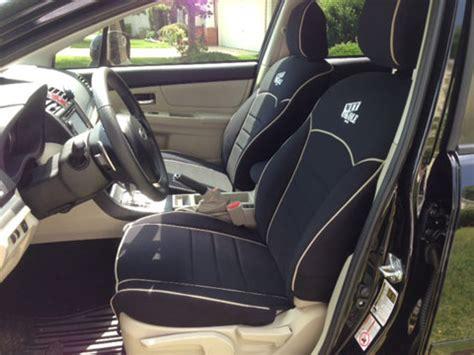 subaru crosstrek seat covers subaru seat cover gallery