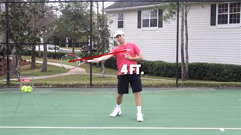 golf swing like tennis forehand tennis forehand straight arm big arc big speed