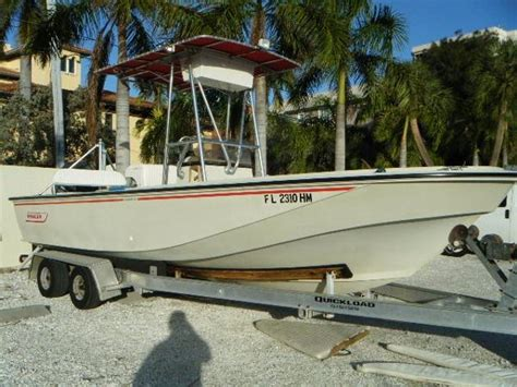 whaler boats for sale in florida boston whaler 22 outrage boats for sale in florida