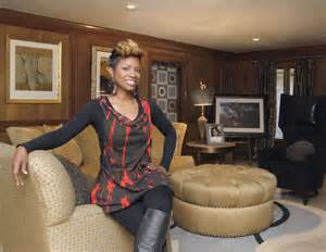 kandi burruss new house kandi burruss house
