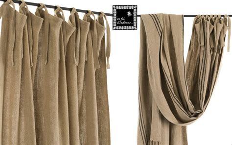 gardinen knoten gardinen mit knoten vorhang decofinder